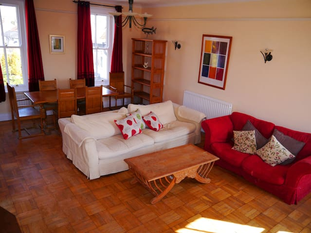 Spacious apartment with garden in Wath, Ripon - North Yorkshire - 公寓
