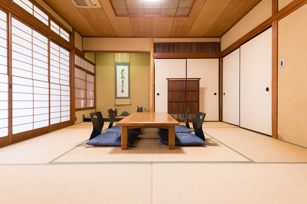 Traditional Kyoto  Style