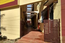 Entrance- View 2