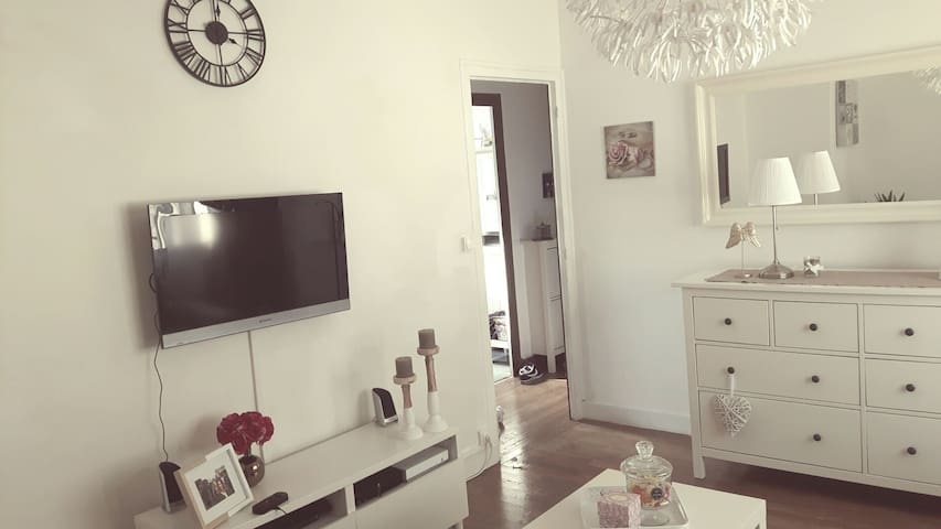 Appartement au coeur de Vineuil - Vineuil - อพาร์ทเมนท์