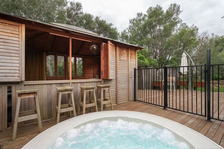 Hideaway Haven! SPA, SLEEPS 8 All linen incl. - Tootgarook - Huis