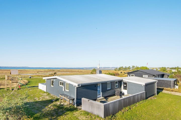 Tranquil Holiday Home in Ebeltoft with Sea View