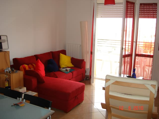 Cozy apartment close to the sea - Grottammare - Apartment