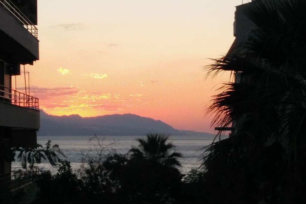 Balcony - Sea view