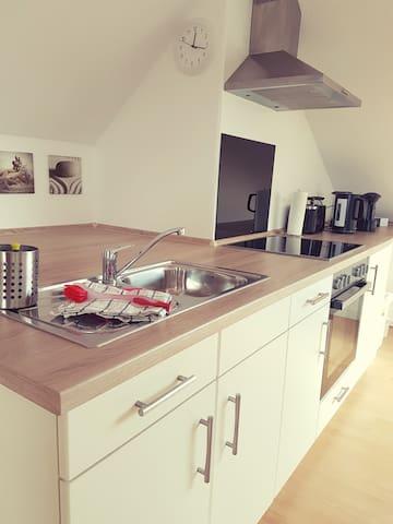 Wohnung Emilia Küche