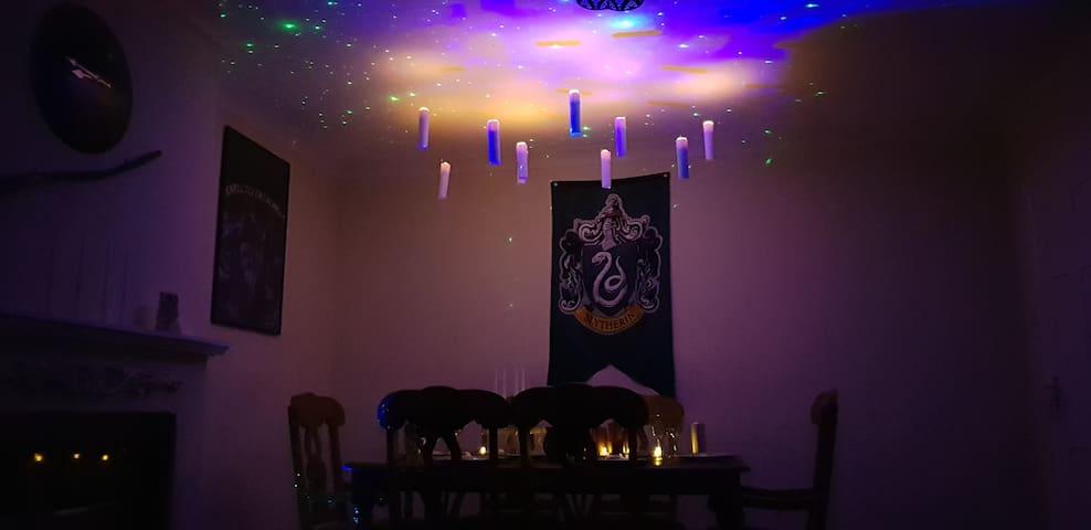 Harry's House (Muggles welcome too!)