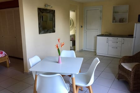 Charming and comfortable studio for your holidays!