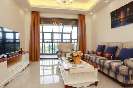 珠海本埠生活公寓两房一厅 - Zhuhai