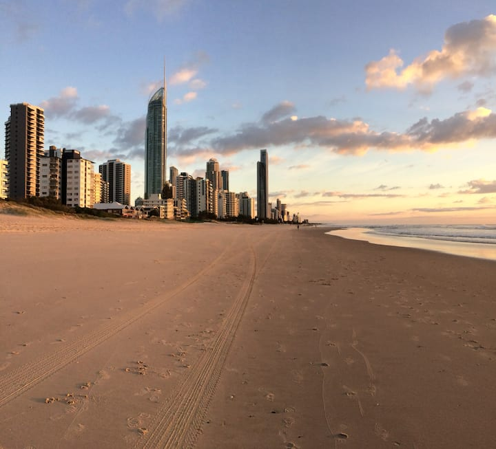 Peace and Quiet only minutes from Broadbeach