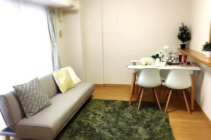 UENO 3mins Perfect Location for Traveler - Taitō-ku - Daire