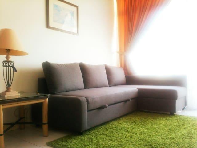 New Cozy Home in Melaka City Centre