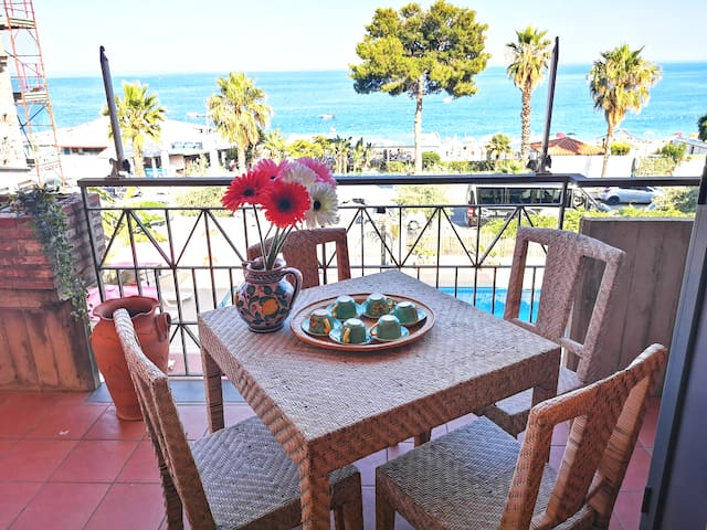 TAORMINA by the sea, Corallo House (sea front)