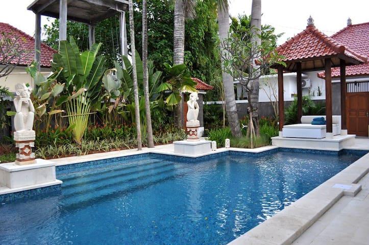 Seminyak 3bedroom villa