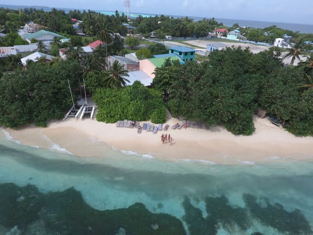 Rasdhoo Island Inn Beachfront