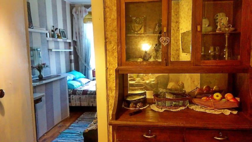 A comfortable apartment