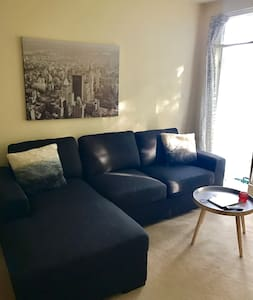 Cosy, clean 1 bedroom apartment in Croydon - Croydon - Apartment