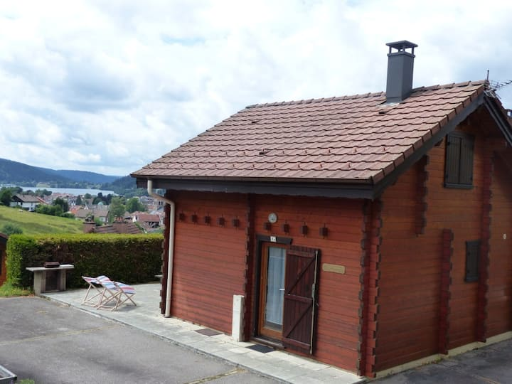 Chalet Les Marmottons Gerardmer