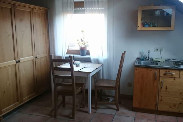 Schönes Appartementzimmer im Regensburger Norden - Lappersdorf
