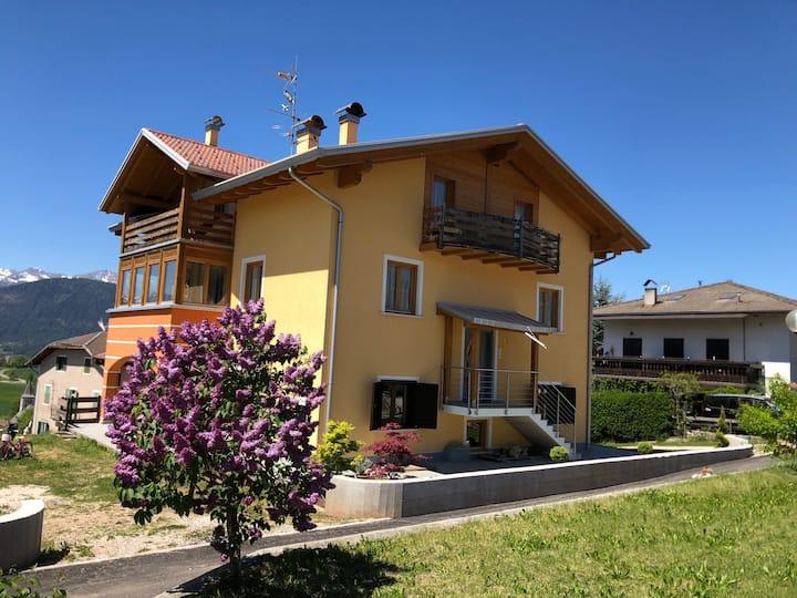 Trentino-Valle di Non Appartamento con balcone