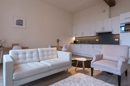 Modern apartment+garden in  17th century building - Meerhout - Wohnung