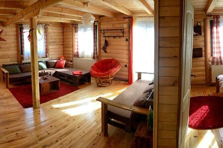 Apartment Vrtibog - Mountain Lodge Shoom