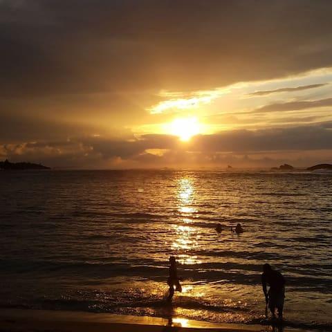 Puerto Rico Vacation home, walk to beach