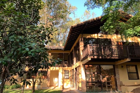 A paradise near Sampa with high speed internet