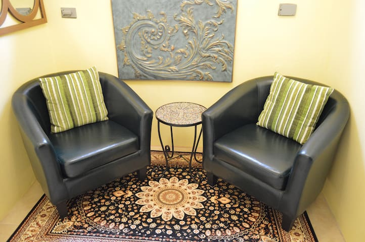 Tropical Kingbird; Private Room, St. Clair, POS