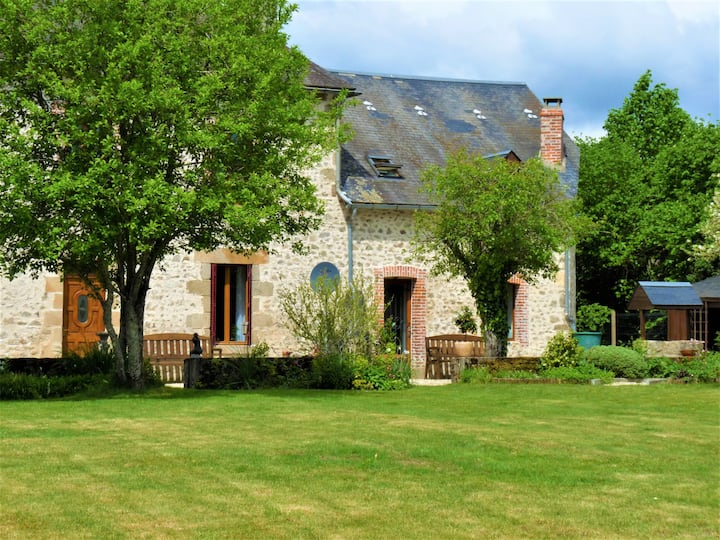 A beautiful Gîte in the center of France!