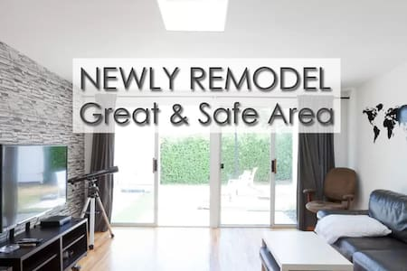 Great Location and Safe Area in LA - Monterey Park - House