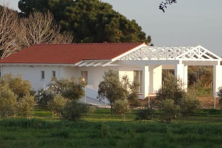 White Villas - Beach Villa - Douneika