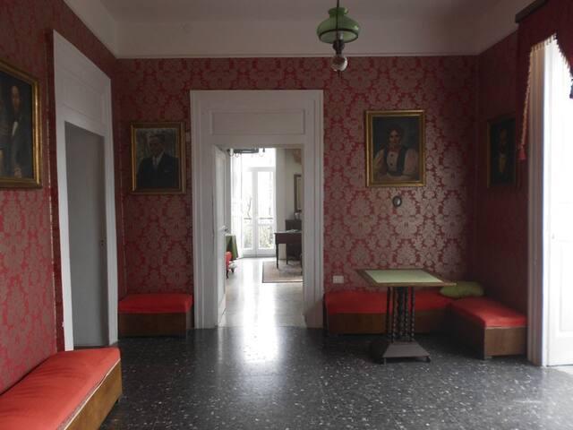 b&b in antico palazzo nobiliare