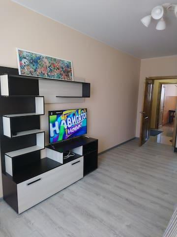 Однокомнатная квартира в новостройке