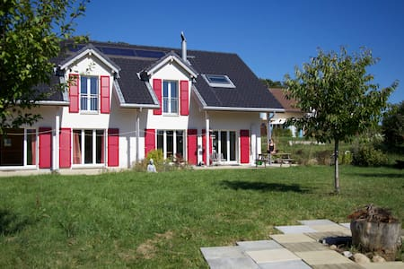 Single Room & Breakfast, St-Cergue - Saint-Cergue - Bed & Breakfast
