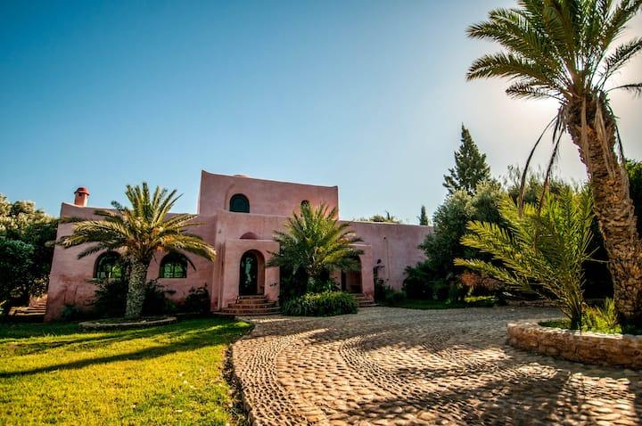 Wonderful holiday house 15km from Essaouira