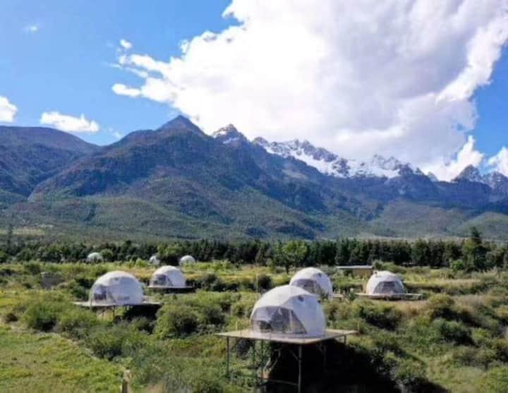 仙境星空帐篷