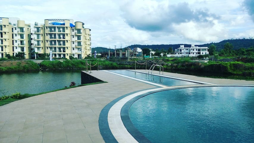 City of Music- A serene stay at the River bank
