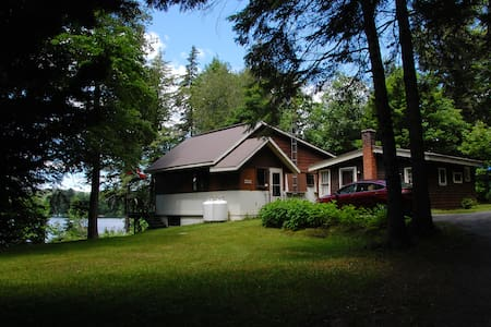 Oxtongue Lake Islandview Cottage