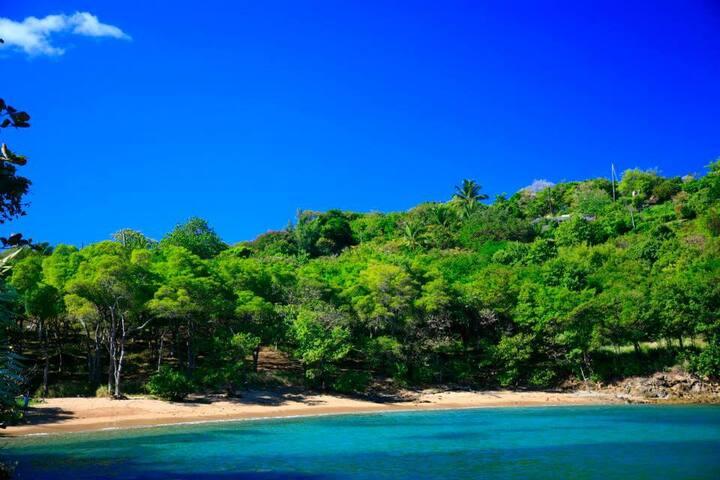 Trouya Beach