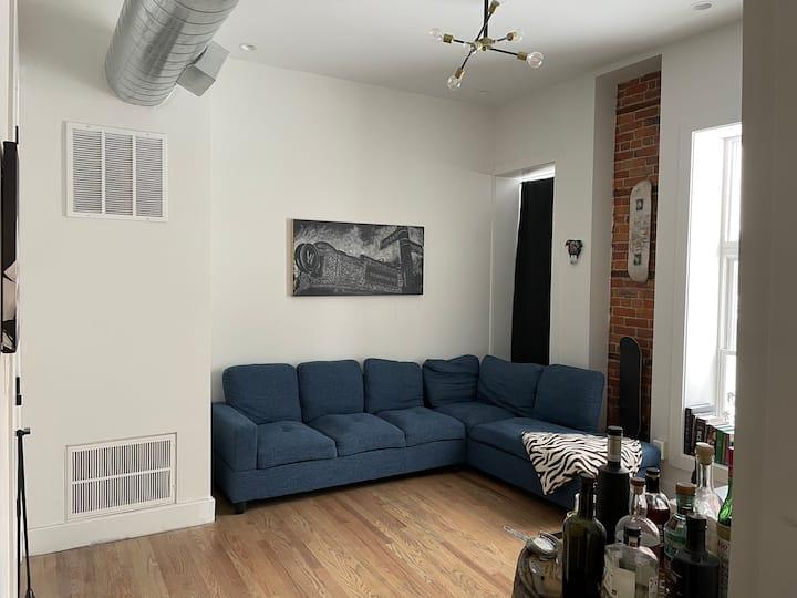Brand New Apartment in Detroit's Corktown