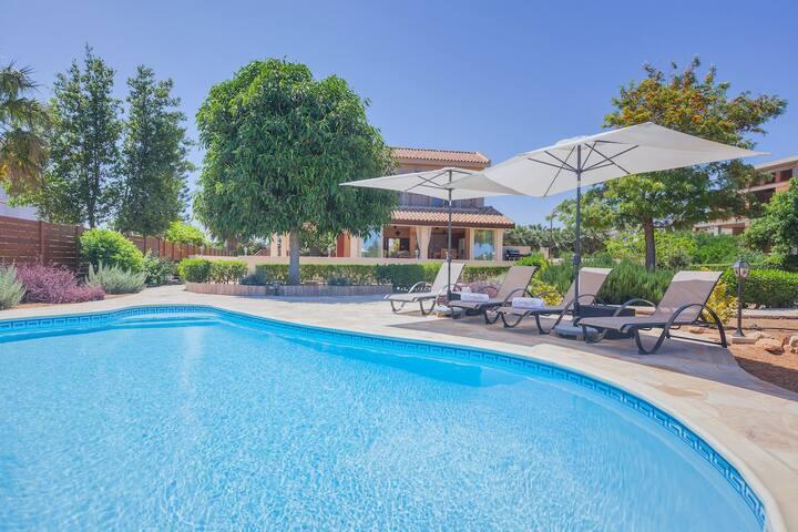 Villa 3 beds&Pool. Connos Bay/Cape Greco/Protaras