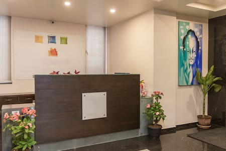 luxury rooms in Electronic City ,BANGALORE - Bengaluru - Rumah Tamu