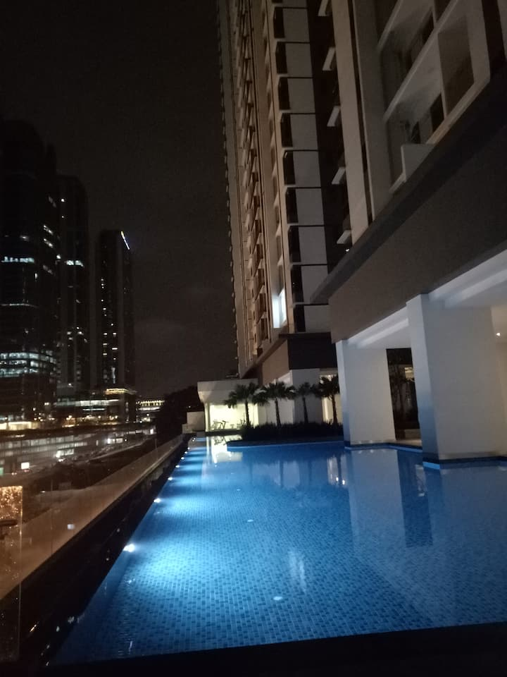 Cozy Room|High Floor Bangsar South [WiFi+Pool+Gym]