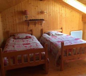 Appartement ski t3 6-8 pers Lélex - Mijoux