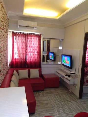 apartemen the suites metro family size - Bandung City - Daire