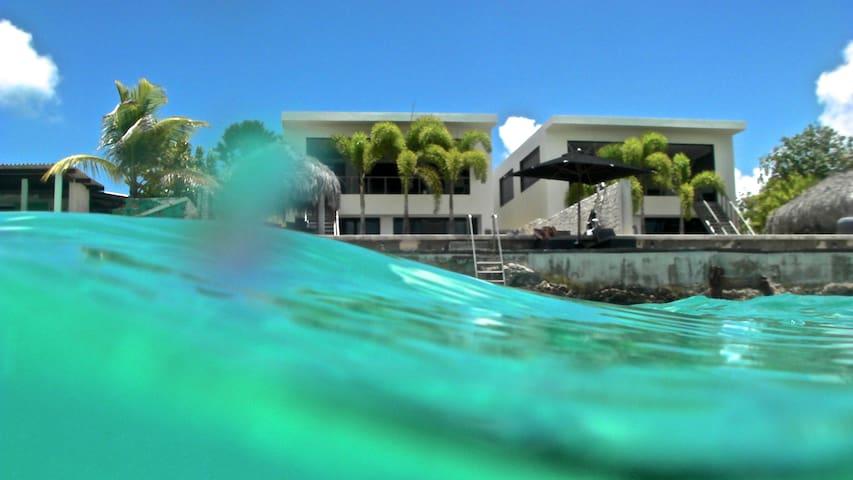 OCEANFRONT PIET BOON HOUSE
