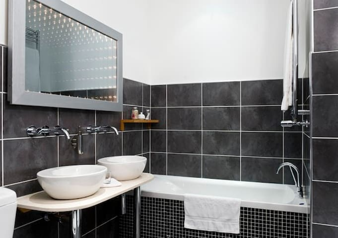 Another of our lovely bathrooms
