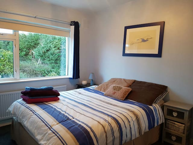 Malahide.  Double Bedroom