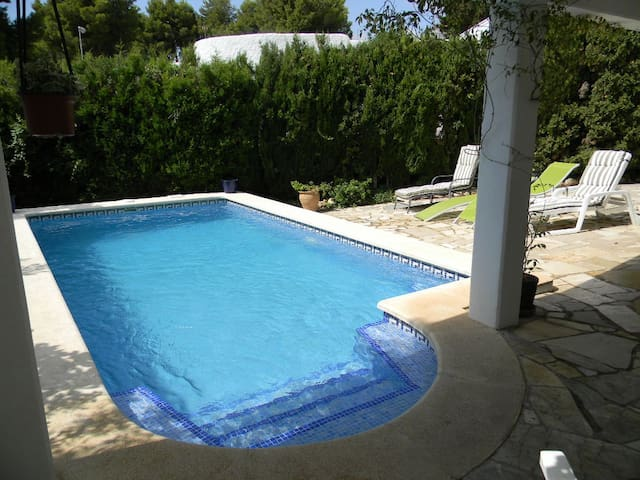 Attractive Apartment with own Private Pool