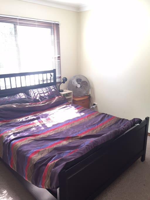 Memory Foam Double Bed